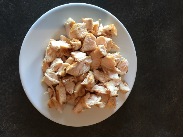 Diced Chicken