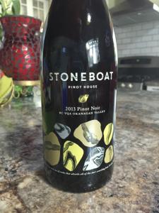 Stoneboat Pinot Noir
