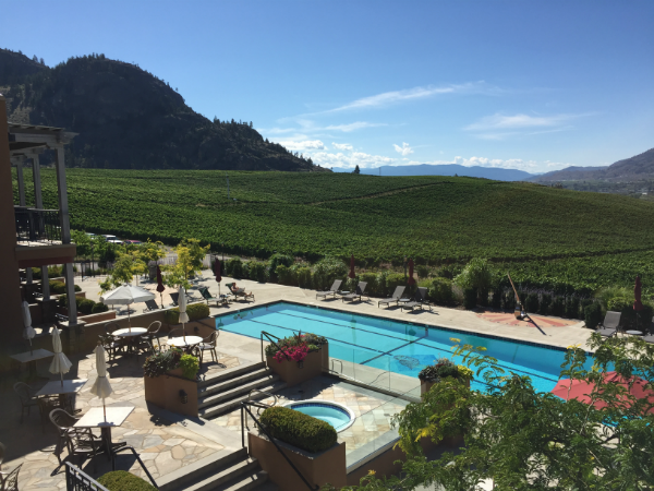 Traversing the Okanagan Valley: The Beginning