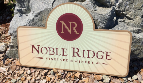 Noble Ridge Vineyard & Winery