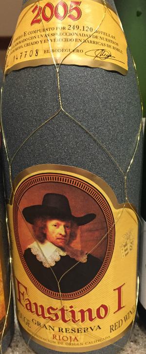 2005 bottle