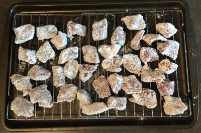 Flour beef